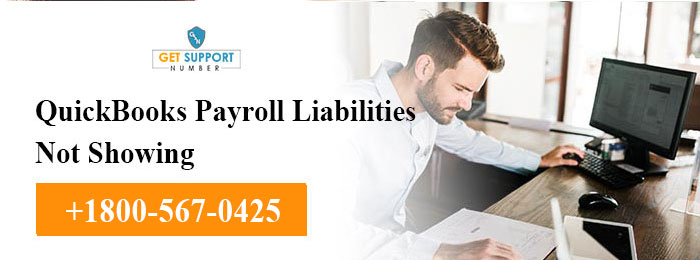 QuickBooks Payroll Liabilities Not Showing : Solve Liability