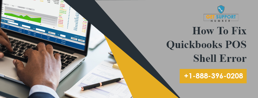 How To Fix Quickbooks POS Shell Error